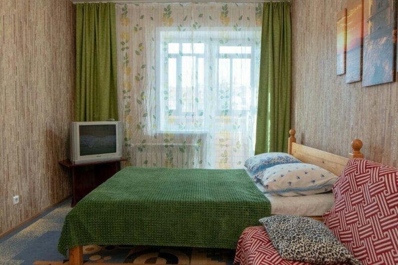 1-комн. квартира, 29 кв.м. на 4 человека, улица Лермонтова, 31, Иркутск - Фотография 10