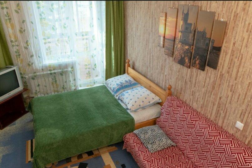 1-комн. квартира, 29 кв.м. на 4 человека, улица Лермонтова, 31, Иркутск - Фотография 11