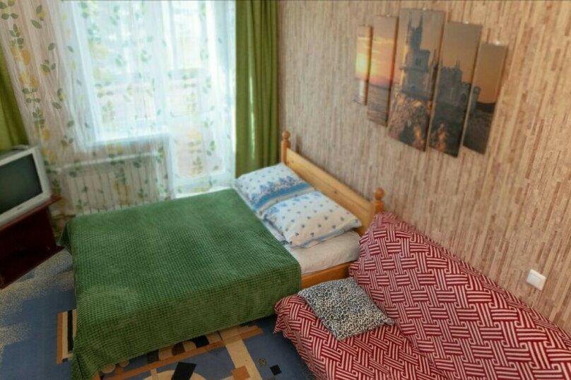 1-комн. квартира, 29 кв.м. на 4 человека, улица Лермонтова, 31, Иркутск - Фотография 12