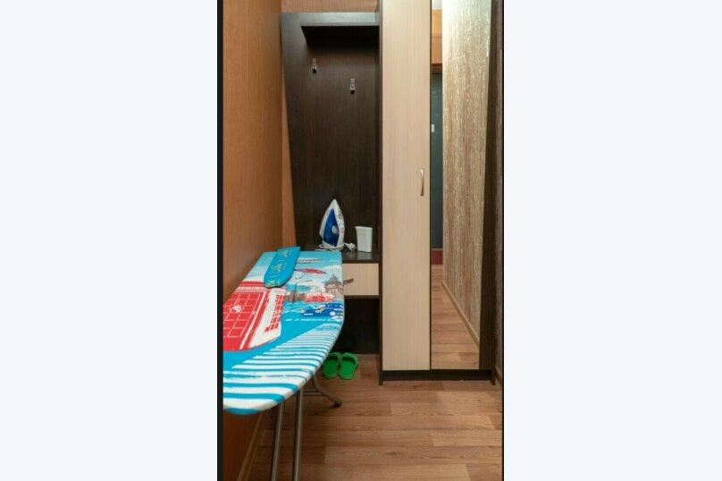 1-комн. квартира, 29 кв.м. на 4 человека, улица Лермонтова, 31, Иркутск - Фотография 13
