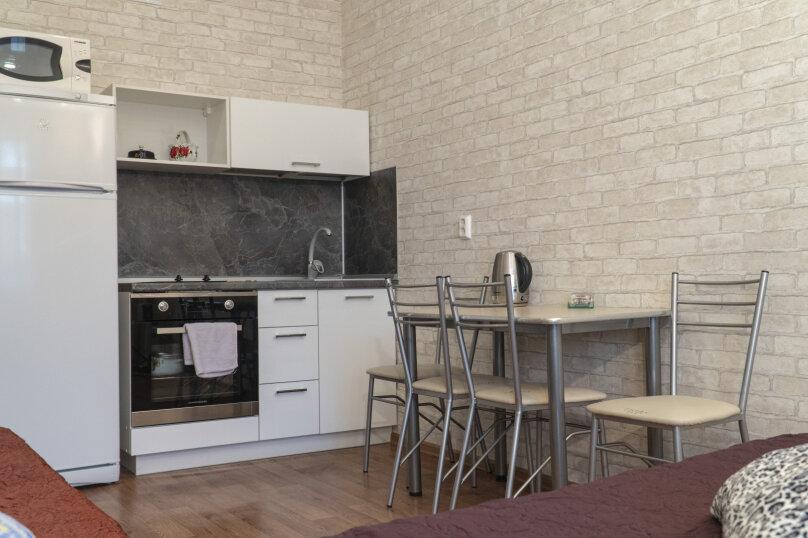 1-комн. квартира, 30 кв.м. на 4 человека, улица Лермонтова, 31, Иркутск - Фотография 4