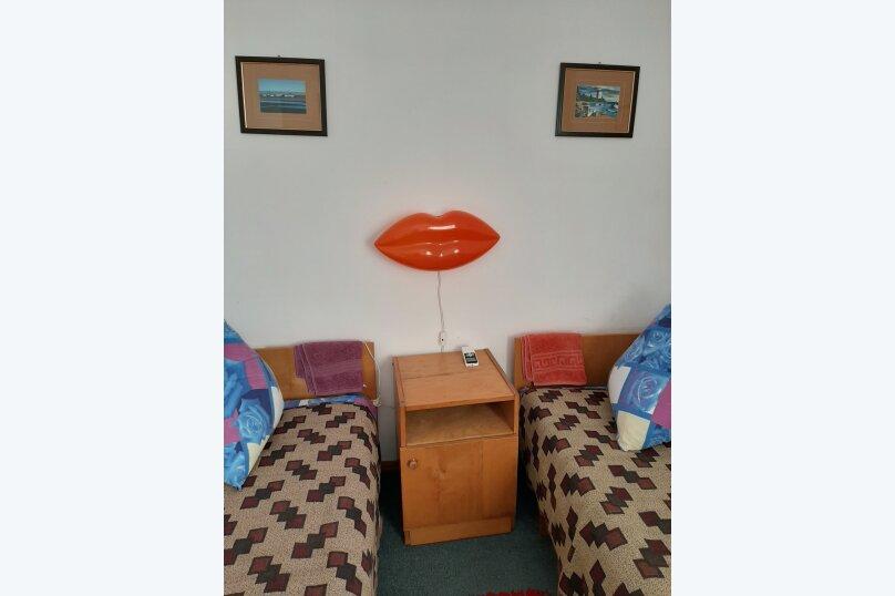 Двухместный номер с односпальными кроватями, Верхнехобзинская улица, 9А, село Нижняя Хобза, Сочи - Фотография 3