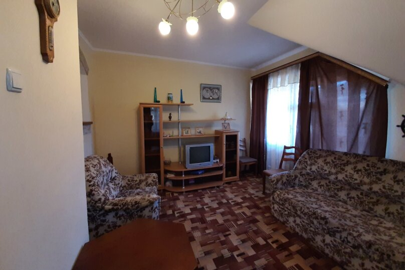 Двухкомнатный номер люкс, Верхнехобзинская улица, 9А, село Нижняя Хобза, Сочи - Фотография 6