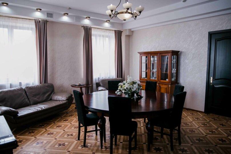 Люкс двухкомнатный, Песчаная улица, 1А, Белгород - Фотография 1