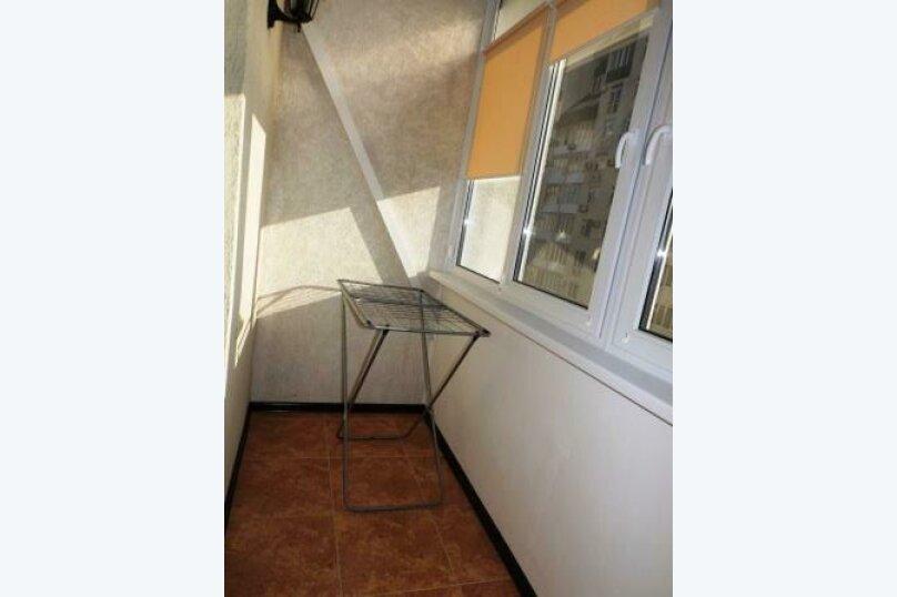 2-комн. квартира, 65 кв.м. на 6 человек, улица Дёмышева, 127А, Евпатория - Фотография 10
