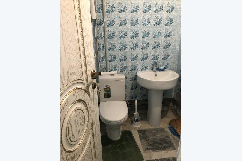 3-комн. квартира, 60 кв.м. на 7 человек, улица Агрба, 16, Пицунда - Фотография 8