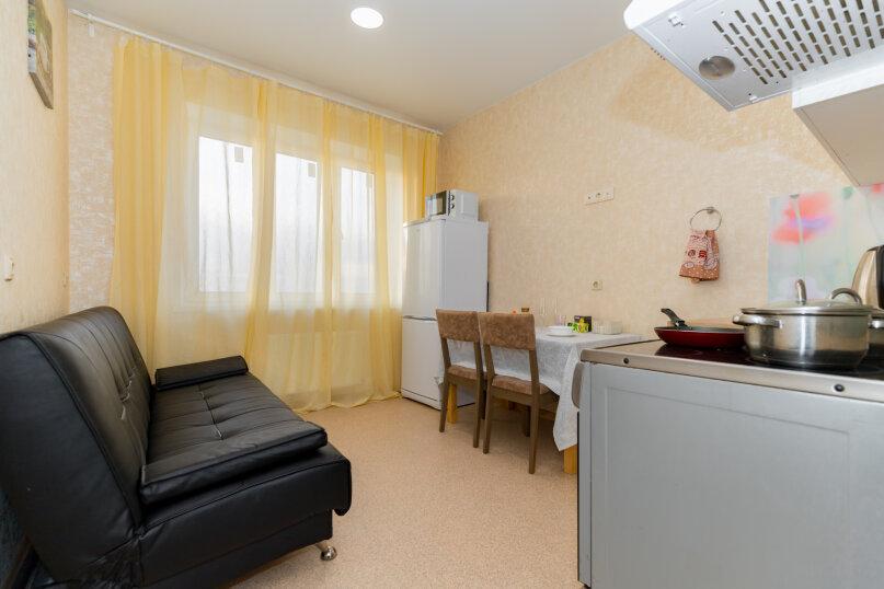 1-комн. квартира, 36 кв.м. на 5 человек, Кореновская улица, 57к1, Краснодар - Фотография 9