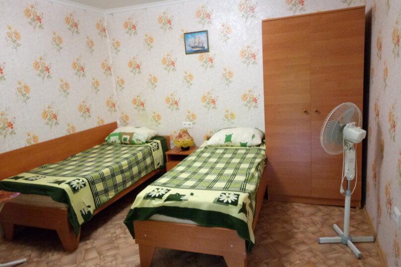 двух комнатный номер, Лазурная, 9, Новофёдоровка, Саки - Фотография 1