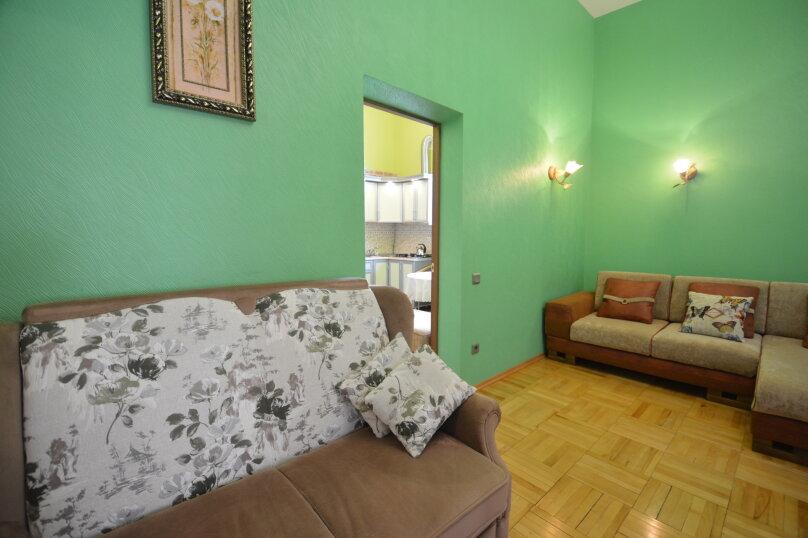 2-комн. квартира, 62 кв.м. на 5 человек, Екатерининская улица, 7, Ялта - Фотография 6
