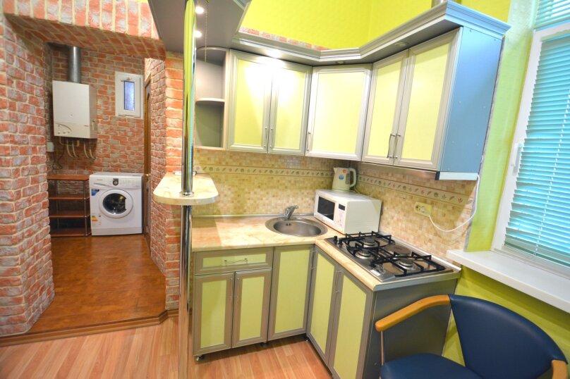 2-комн. квартира, 62 кв.м. на 5 человек, Екатерининская улица, 7, Ялта - Фотография 8