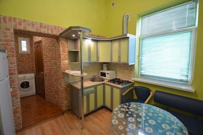 2-комн. квартира, 62 кв.м. на 5 человек, Екатерининская улица, 7, Ялта - Фотография 9