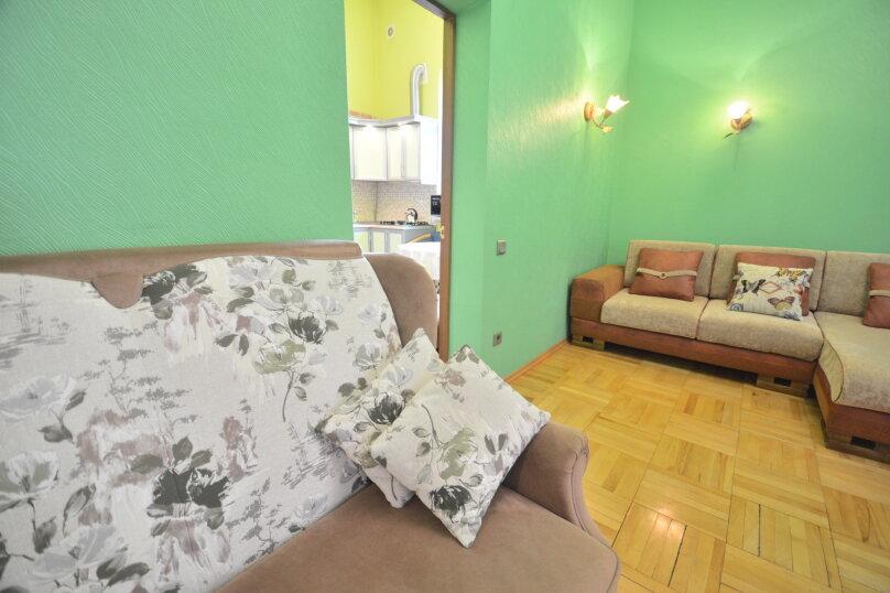 2-комн. квартира, 62 кв.м. на 5 человек, Екатерининская улица, 7, Ялта - Фотография 11