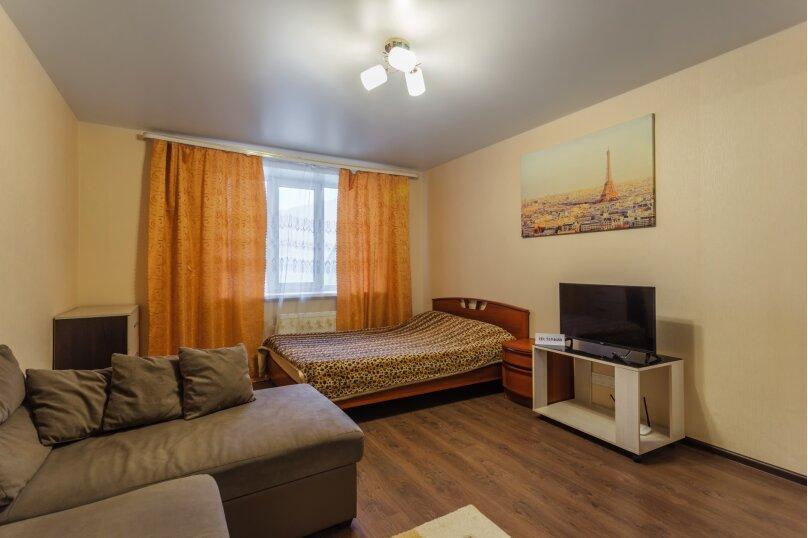 1-комн. квартира, 52 кв.м. на 4 человека, Революционная улица, 101А, Самара - Фотография 2