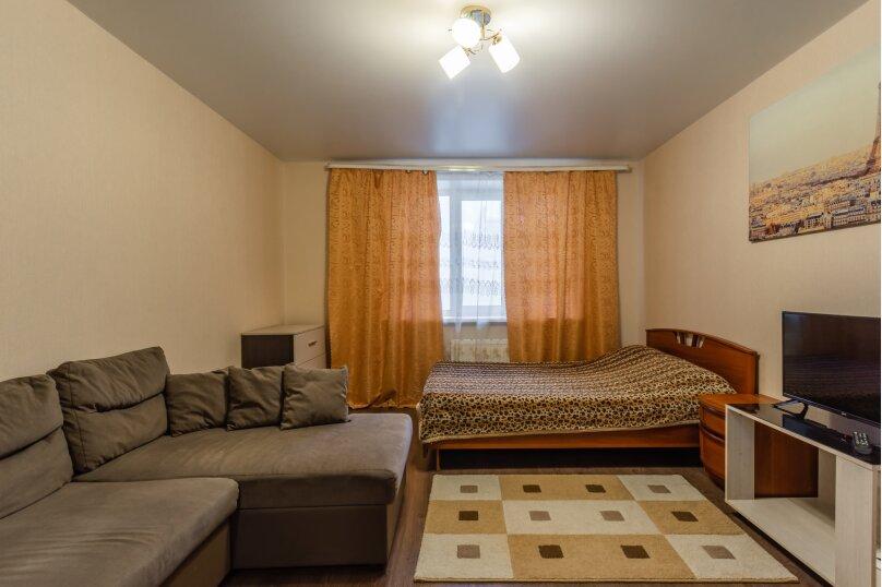 1-комн. квартира, 52 кв.м. на 4 человека, Революционная улица, 101А, Самара - Фотография 3