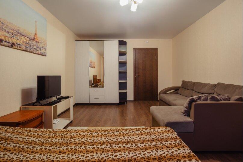 1-комн. квартира, 52 кв.м. на 4 человека, Революционная улица, 101А, Самара - Фотография 7