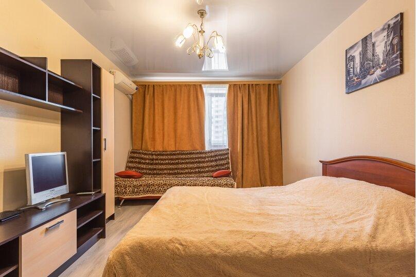1-комн. квартира, 52 кв.м. на 4 человека, Революционная улица, 101А, Самара - Фотография 11