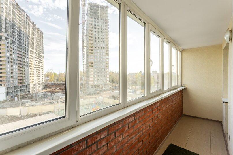 1-комн. квартира, 52 кв.м. на 4 человека, Революционная улица, 101А, Самара - Фотография 21