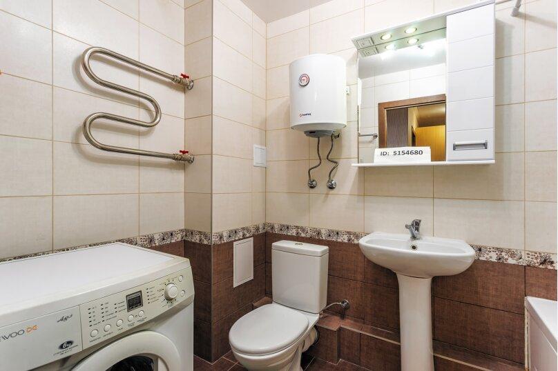 1-комн. квартира, 52 кв.м. на 4 человека, Революционная улица, 101А, Самара - Фотография 24