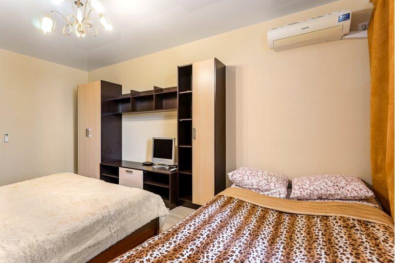 1-комн. квартира, 52 кв.м. на 4 человека, Революционная улица, 101А, Самара - Фотография 30