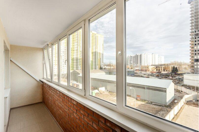 1-комн. квартира, 52 кв.м. на 4 человека, Революционная улица, 101А, Самара - Фотография 31