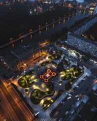 1-комн. квартира, 34 кв.м. на 3 человека, Краснооктябрьская , 3, Калининград - Фотография 1