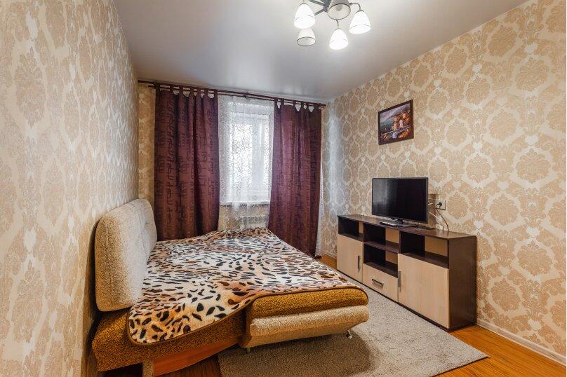 1-комн. квартира, 42 кв.м. на 2 человека, улица Дыбенко, 27А, Самара - Фотография 3