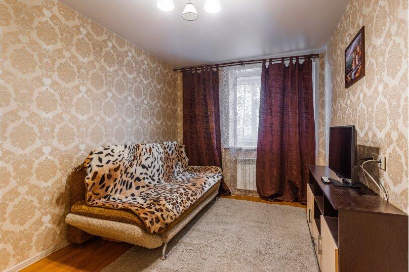 1-комн. квартира, 42 кв.м. на 2 человека, улица Дыбенко, 27А, Самара - Фотография 4