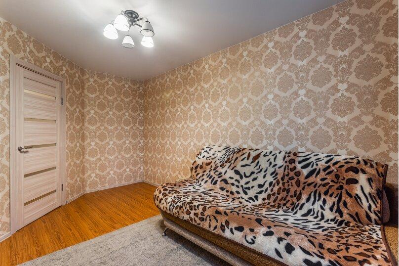 1-комн. квартира, 42 кв.м. на 2 человека, улица Дыбенко, 27А, Самара - Фотография 5