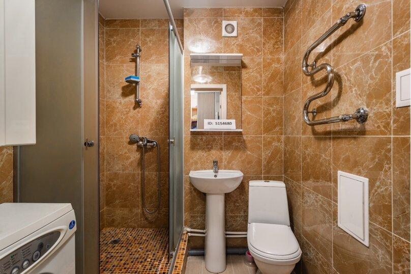 1-комн. квартира, 42 кв.м. на 2 человека, улица Дыбенко, 27А, Самара - Фотография 9