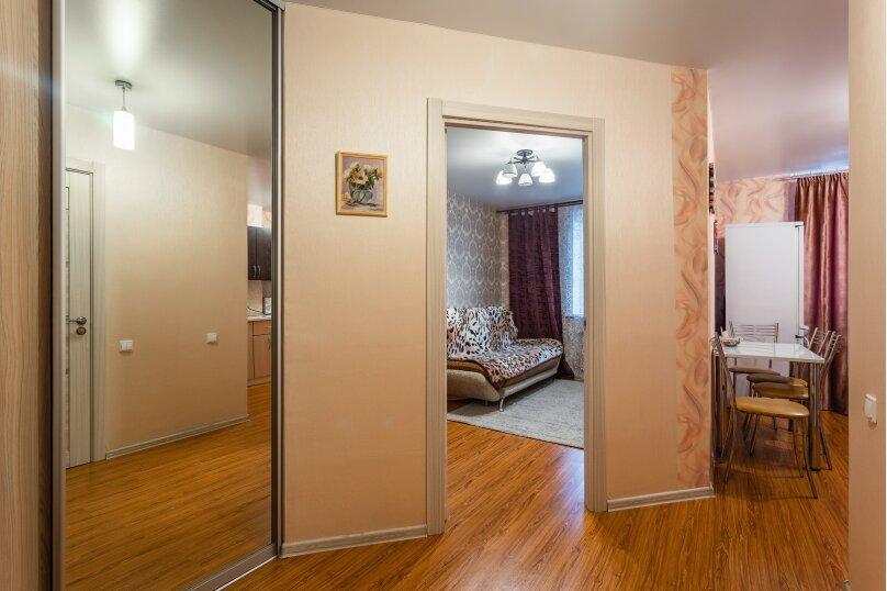 1-комн. квартира, 42 кв.м. на 2 человека, улица Дыбенко, 27А, Самара - Фотография 12
