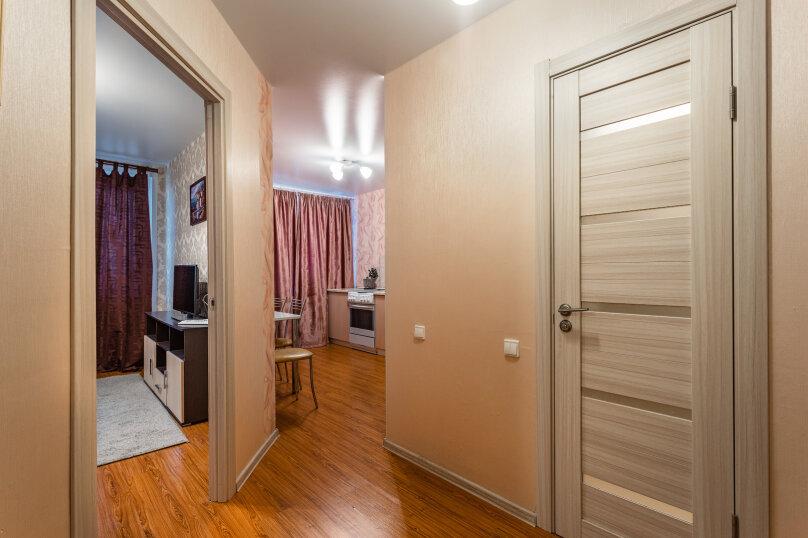 1-комн. квартира, 42 кв.м. на 2 человека, улица Дыбенко, 27А, Самара - Фотография 13