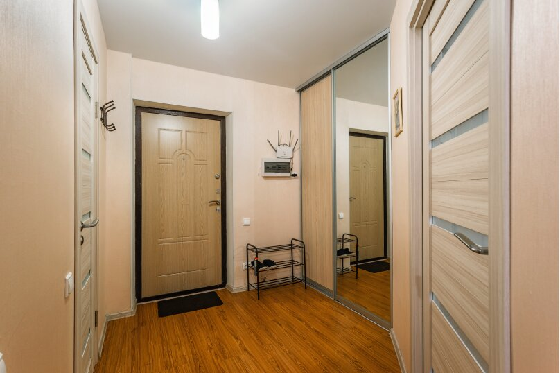 1-комн. квартира, 42 кв.м. на 2 человека, улица Дыбенко, 27А, Самара - Фотография 14