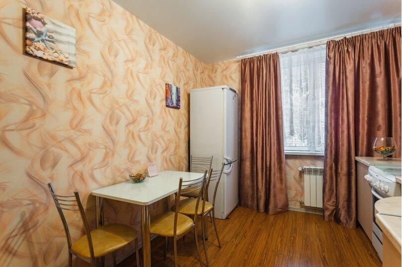 1-комн. квартира, 42 кв.м. на 2 человека, улица Дыбенко, 27А, Самара - Фотография 19