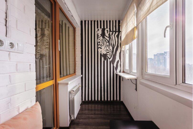 1-комн. квартира, 50 кв.м. на 4 человека, улица Советской Армии, 238А, Самара - Фотография 6