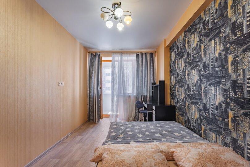 1-комн. квартира, 52 кв.м. на 4 человека, улица Советской Армии, 238А, Самара - Фотография 13