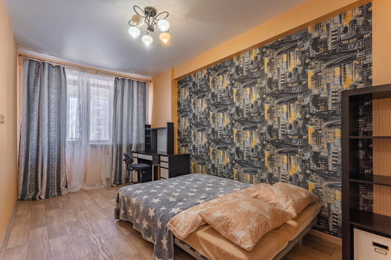 1-комн. квартира, 52 кв.м. на 4 человека, улица Советской Армии, 238А, Самара - Фотография 19