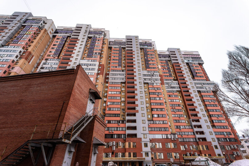 1-комн. квартира, 52 кв.м. на 4 человека, улица Советской Армии, 238А, Самара - Фотография 23
