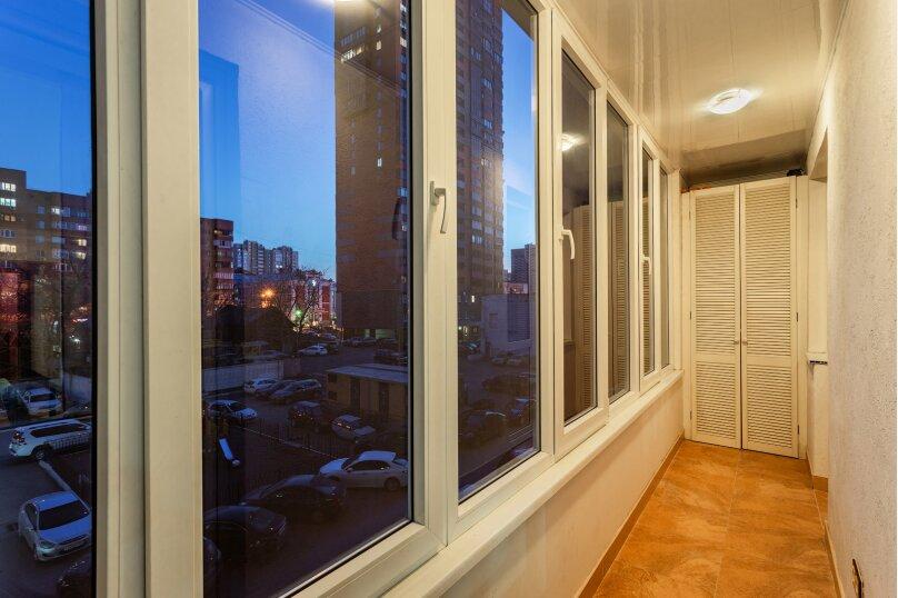3-комн. квартира, 71 кв.м. на 6 человек, улица Пушкина, 227, Самара - Фотография 3