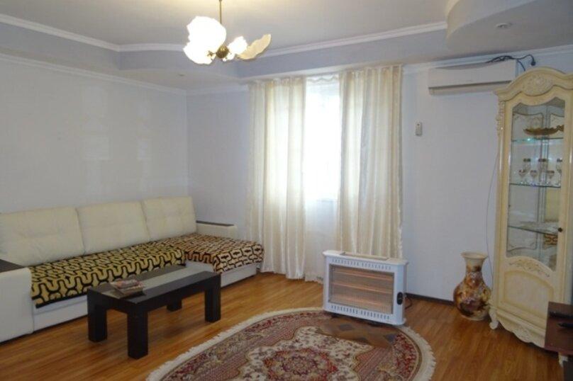 2-комн. квартира, 72 кв.м. на 4 человека, улица Абазгаа, 61, Гагра - Фотография 6