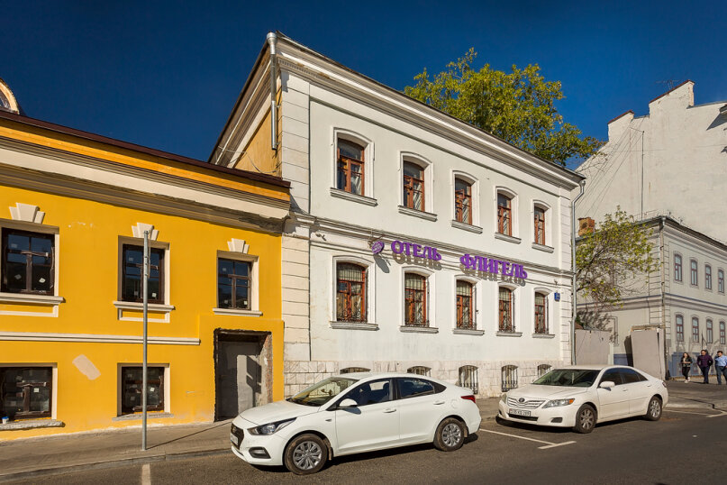 """Отель """"Флигель"""", Армянский переулок, 3-5с1А на 33 номера - Фотография 17"""