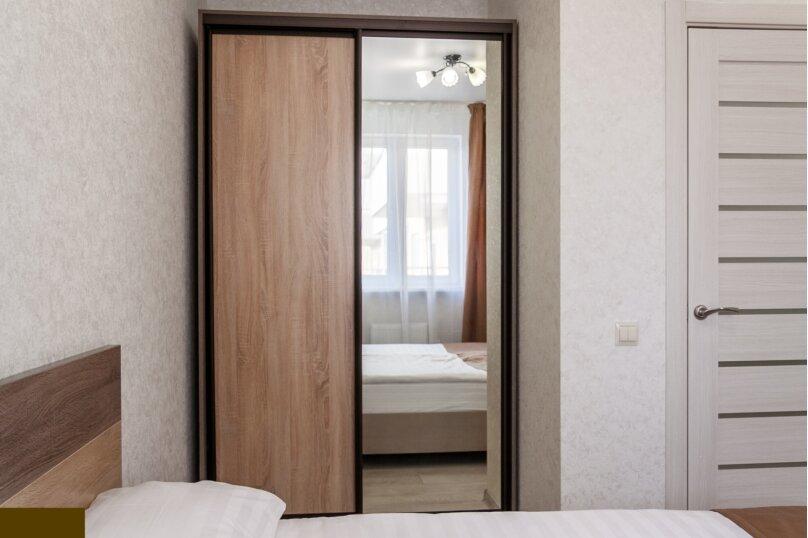 3-комн. квартира, 60 кв.м. на 6 человек, Владимирская улица, 148к1, Анапа - Фотография 3
