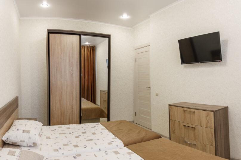3-комн. квартира, 60 кв.м. на 6 человек, Владимирская улица, 148к1, Анапа - Фотография 6