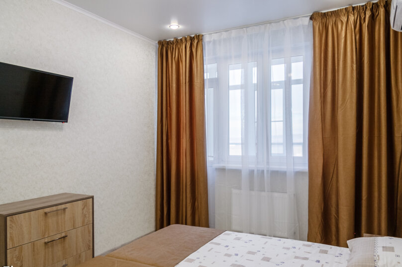 3-комн. квартира, 60 кв.м. на 6 человек, Владимирская улица, 148к1, Анапа - Фотография 7