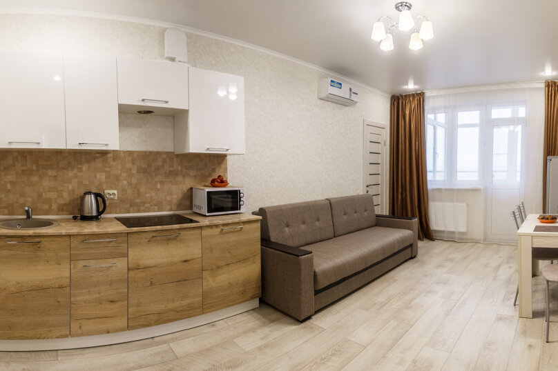 3-комн. квартира, 60 кв.м. на 6 человек, Владимирская улица, 148к1, Анапа - Фотография 13