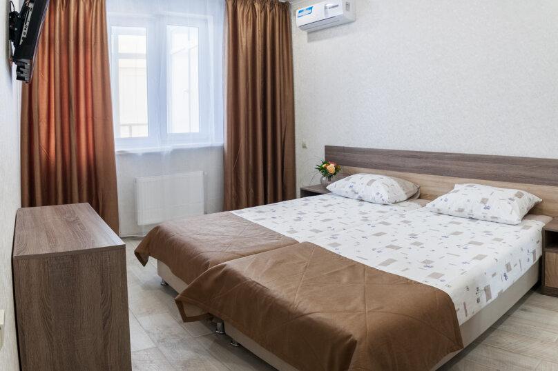 3-комн. квартира, 60 кв.м. на 6 человек, Владимирская улица, 148к1, Анапа - Фотография 21