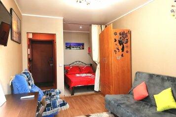 1-комн. квартира, 40 кв.м. на 4 человека, Чистопольская улица, 25, Казань - Фотография 1