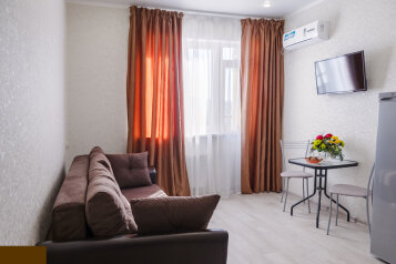 1-комн. квартира, 23 кв.м. на 2 человека, Владимирская улица, 148к1, Анапа - Фотография 1