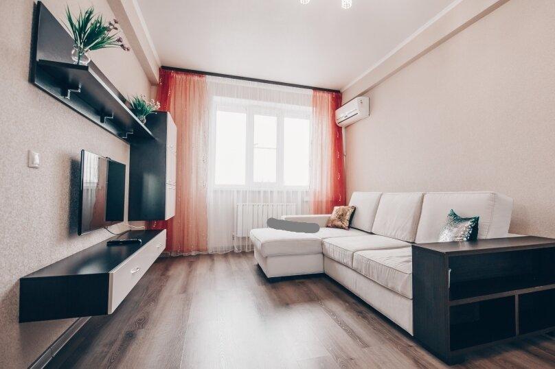 2-комн. квартира, 56 кв.м. на 4 человека, Ярославская улица, 72, Чебоксары - Фотография 7