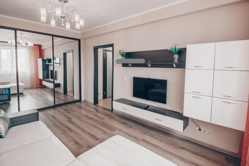 2-комн. квартира, 56 кв.м. на 4 человека, Ярославская улица, 72, Чебоксары - Фотография 8