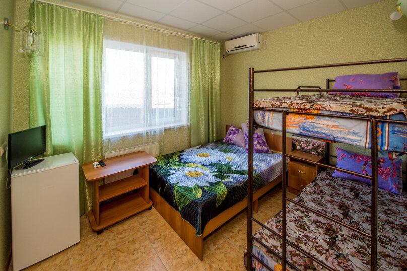 Стандарт №4 4-х местный однокомнатный, Харьковская улица, 1, Ейск - Фотография 1